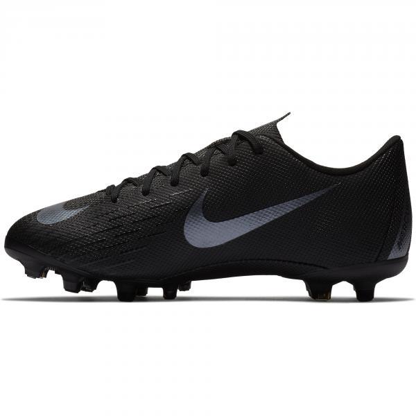 9e5f1c46f61 Nike Football Shoes Mercurial Vapor Xii Academy Mg Junior Black ...