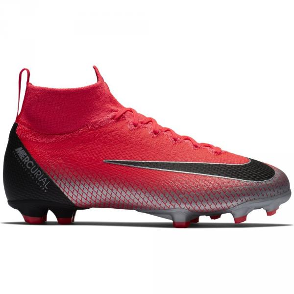 Scarpe Nike Mercurial Superfly VI Elite CR7 FG Flash crimson