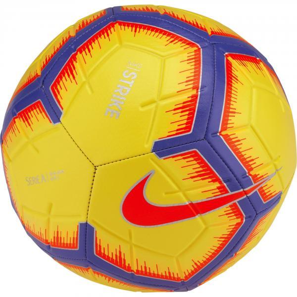 Nike Pallone Strike Serie A Giallo