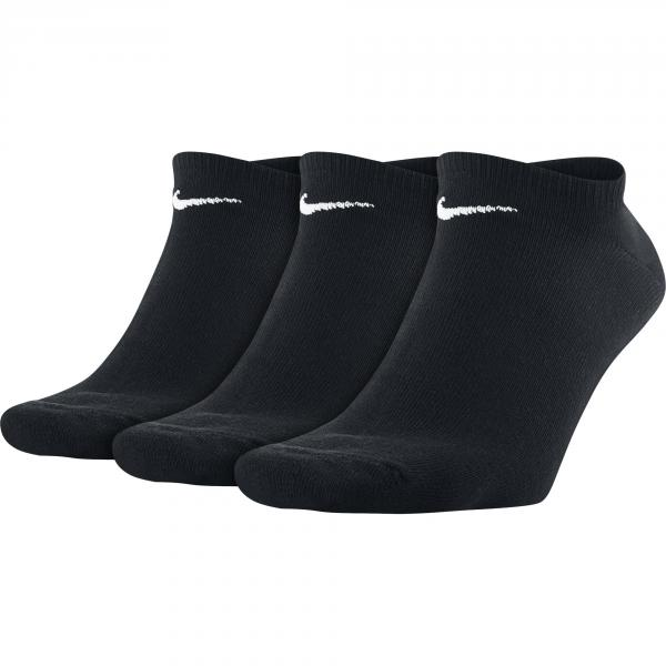 Nike Calze Value No-show  Unisex Nero