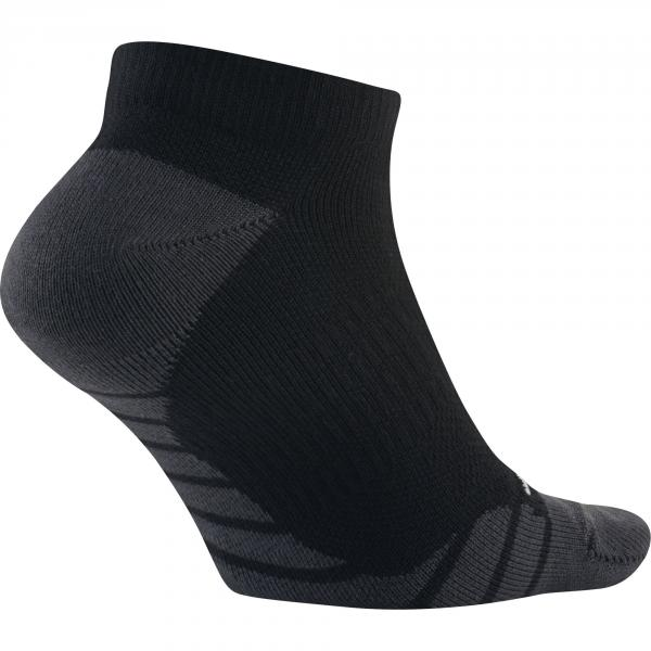 Nike Socks Dry Lightweight No-show  Unisex BLACK/ANTHRACITE/WHITE Tifoshop