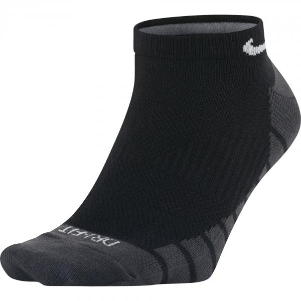 Nike Socks Dry Lightweight No-show  Unisex BLACK/ANTHRACITE/WHITE