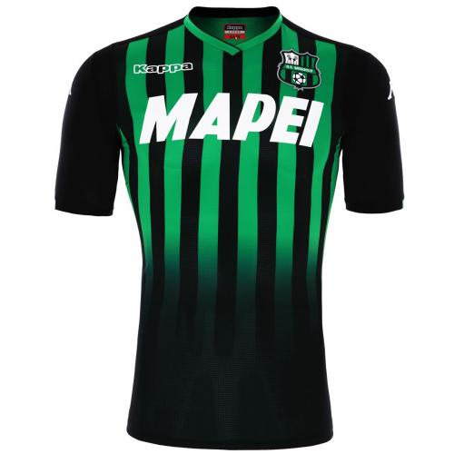 Kappa Shirt Home Sassuolo   18/19
