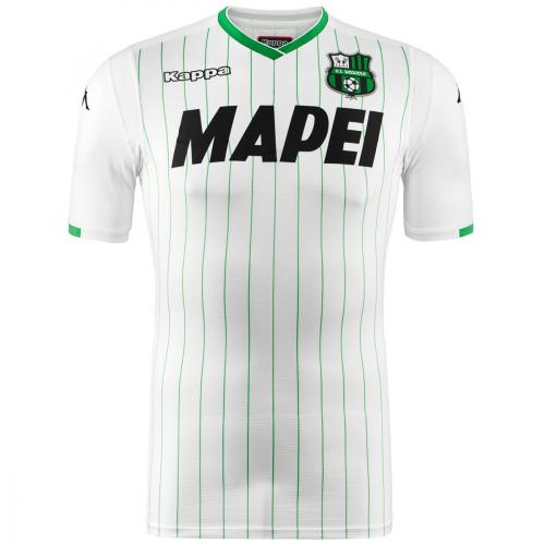 Kappa Shirt Away Sassuolo   18/19