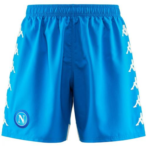 Kappa Game Shorts Home & Away Naples   18/19