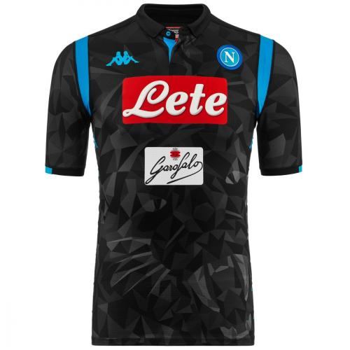 Kappa Shirt Away Naples   18/19