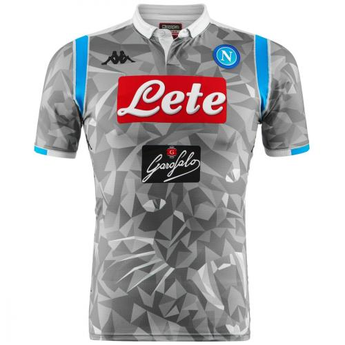 Kappa Maillot de Match Third Naples   18/19