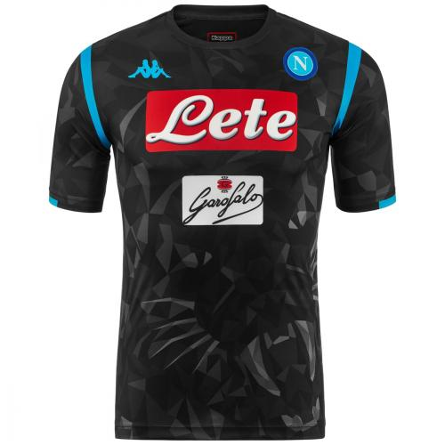 Kappa Malliot de Stade Away Naples   18/19