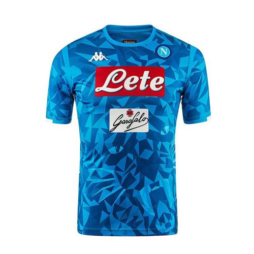 Kappa Malliot de Stade Home Naples   18/19