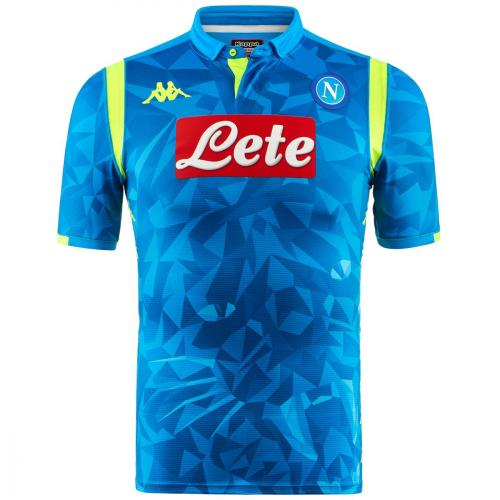 Kappa Maillot Europa League Naples   18/19