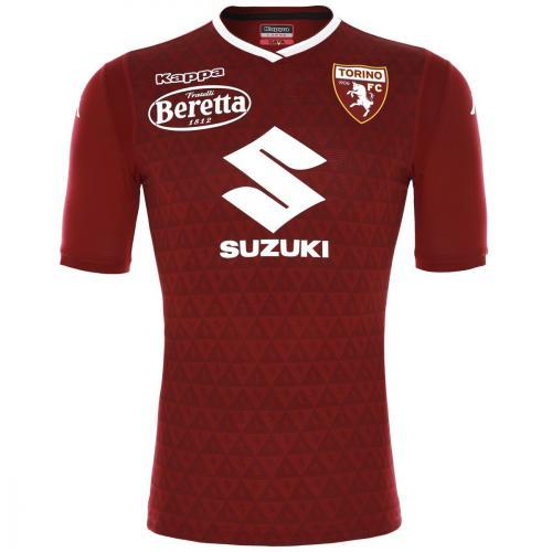 Kappa Shirt Home Torino   18/19