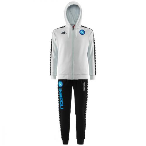 Kappa Tracksuit Champions League Naples Junior  18/19