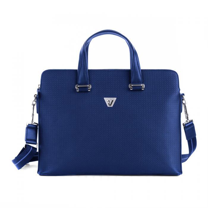 Laptop Briefcase  BLUE Roncato