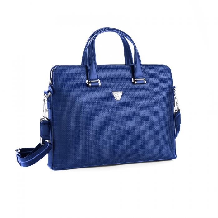 Laptop Briefcase  BLUE