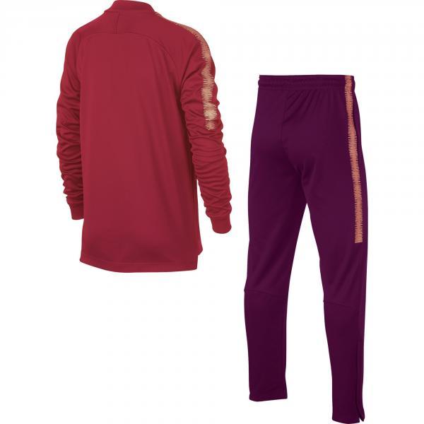 Nike Tuta  Barcellona Junior Rosa Tifoshop