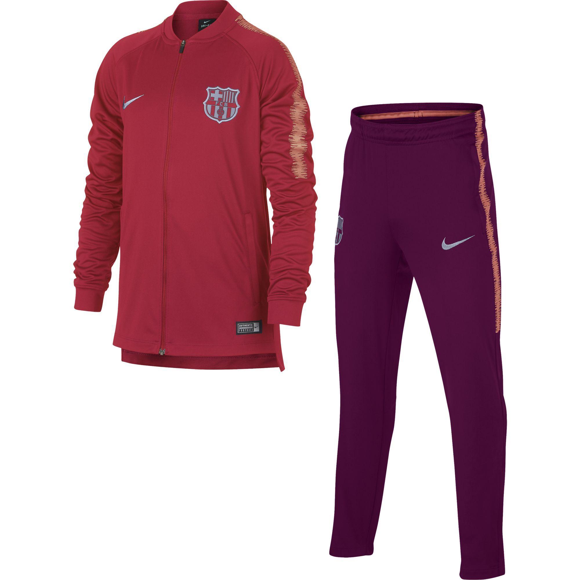 Nike Tuta  Barcellona Junior