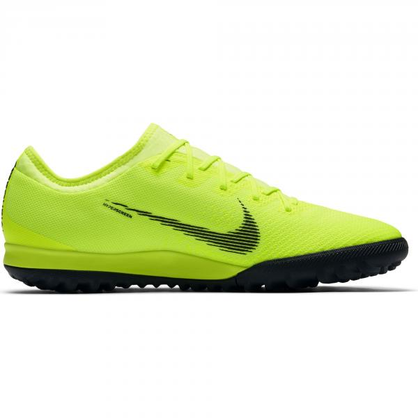 Nike Scarpe Calcetto Mercurialx Vapor Xii Pro Tf Giallo