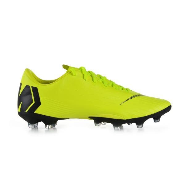 01be5ba6515317 Nike Football Shoes Mercurial Vapor Xii Pro Ag-pro Volt black ...