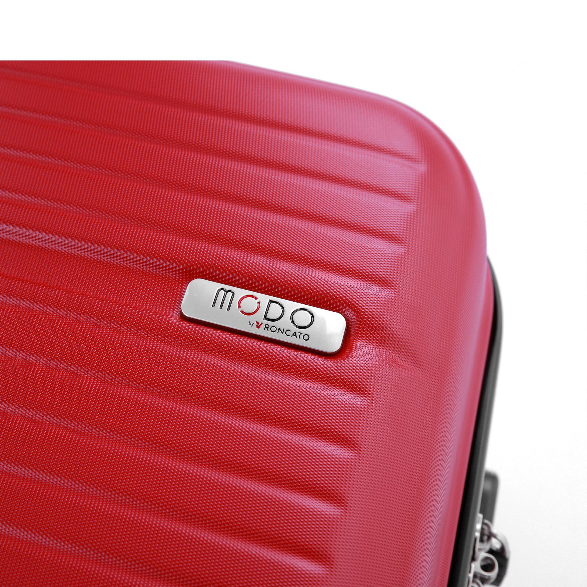 Medium Luggage  RED Modo by Roncato