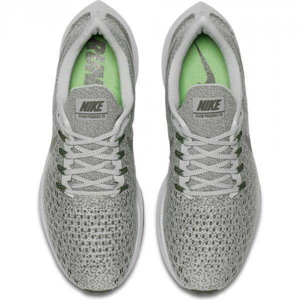 Nike Scarpe Air Zoom Pegasus 35 Argento Tifoshop