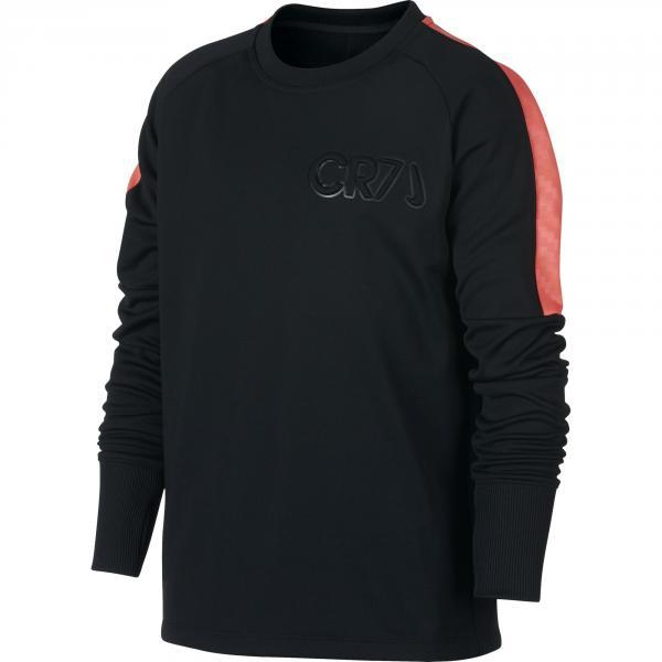 Nike Maglia Dri-fit  Junior Cristiano Ronaldo Nero