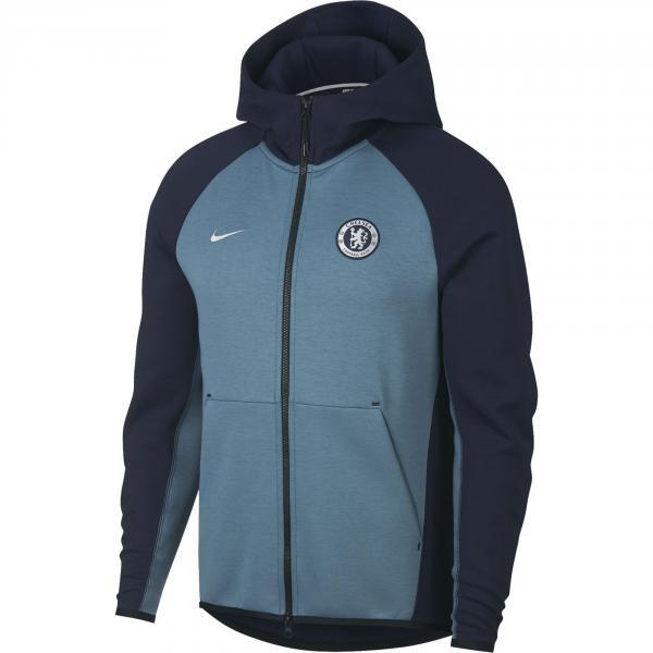 Nike Felpa  Chelsea Grigio