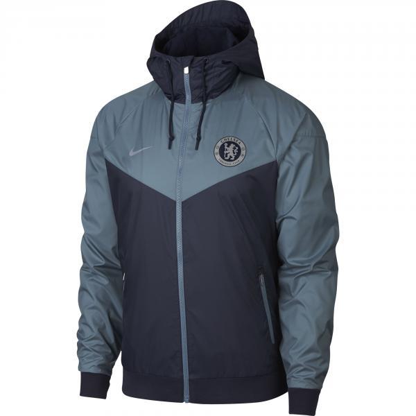 Nike Giacca  Chelsea Grigio