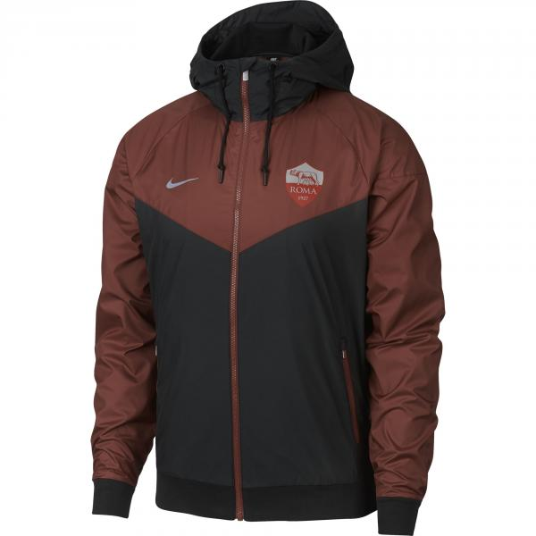 Nike Giacca Franchise Roma Nero
