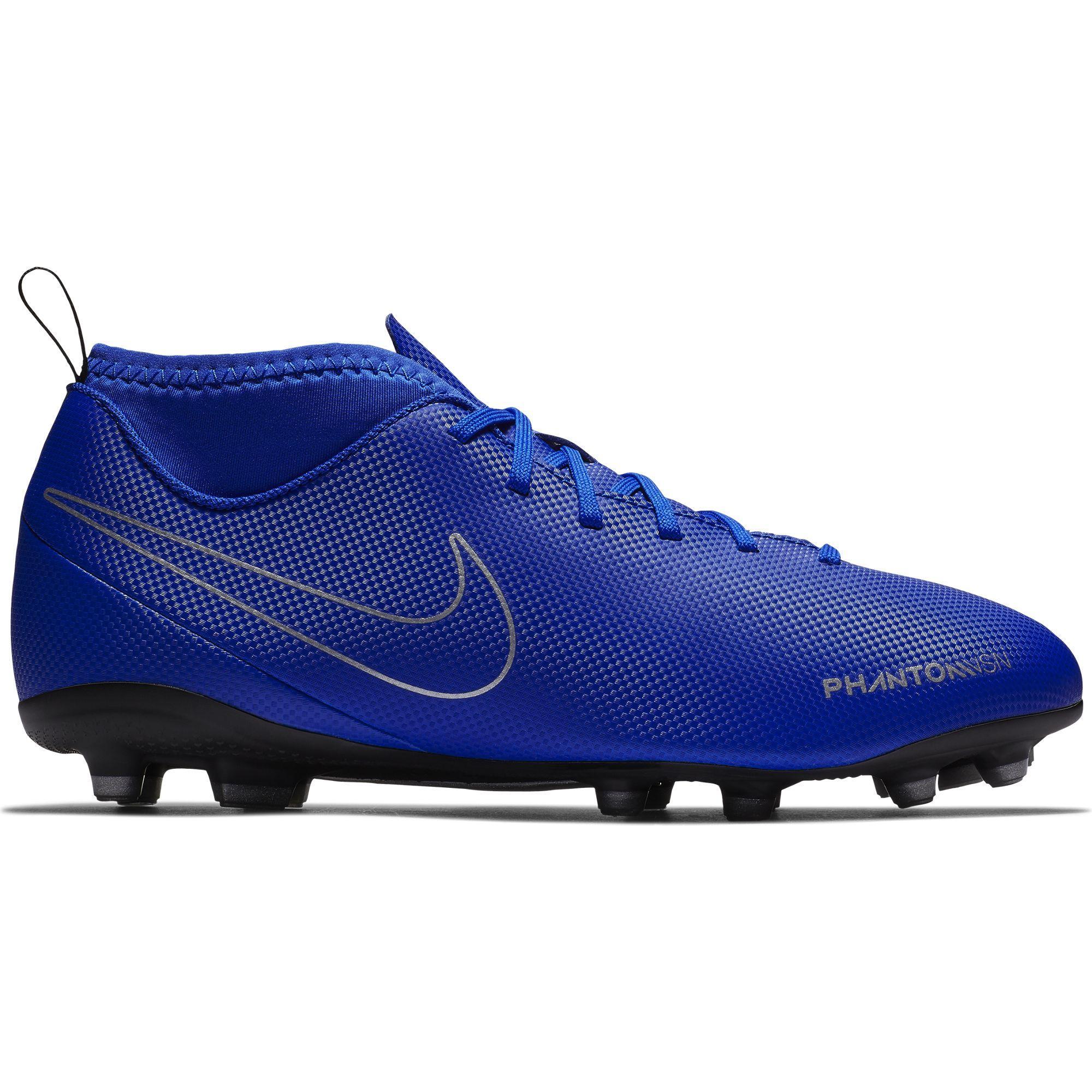 brand new b8410 7e120 Nike Football Shoes Phantom Vision Club Dynamic Fit Mg Junior Racer ...