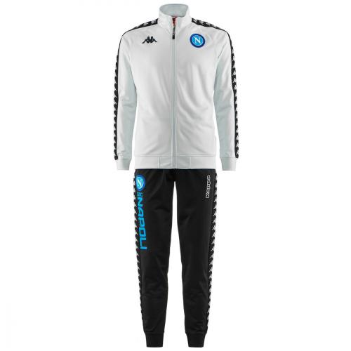 Kappa Tracksuit Presentation Naples Junior  18/19