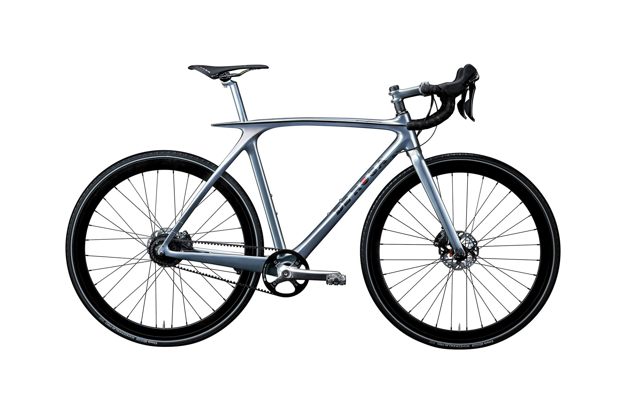 De Rosa Metamorphosis Sport Chrome