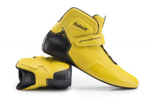 Shoes PF-1 by Pininfarina Yellow