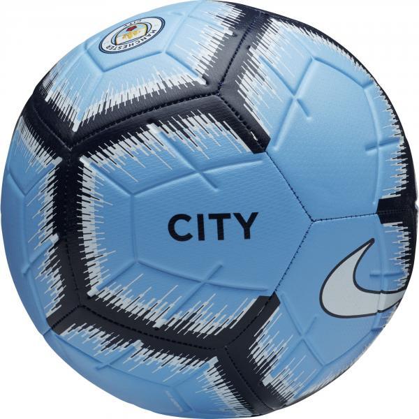 Nike Pallone Strike Manchester City Azzurro Tifoshop