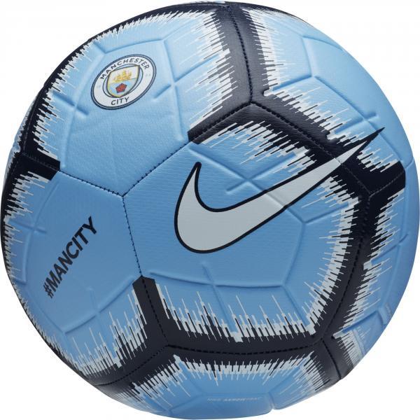 Nike Pallone Strike Manchester City Azzurro
