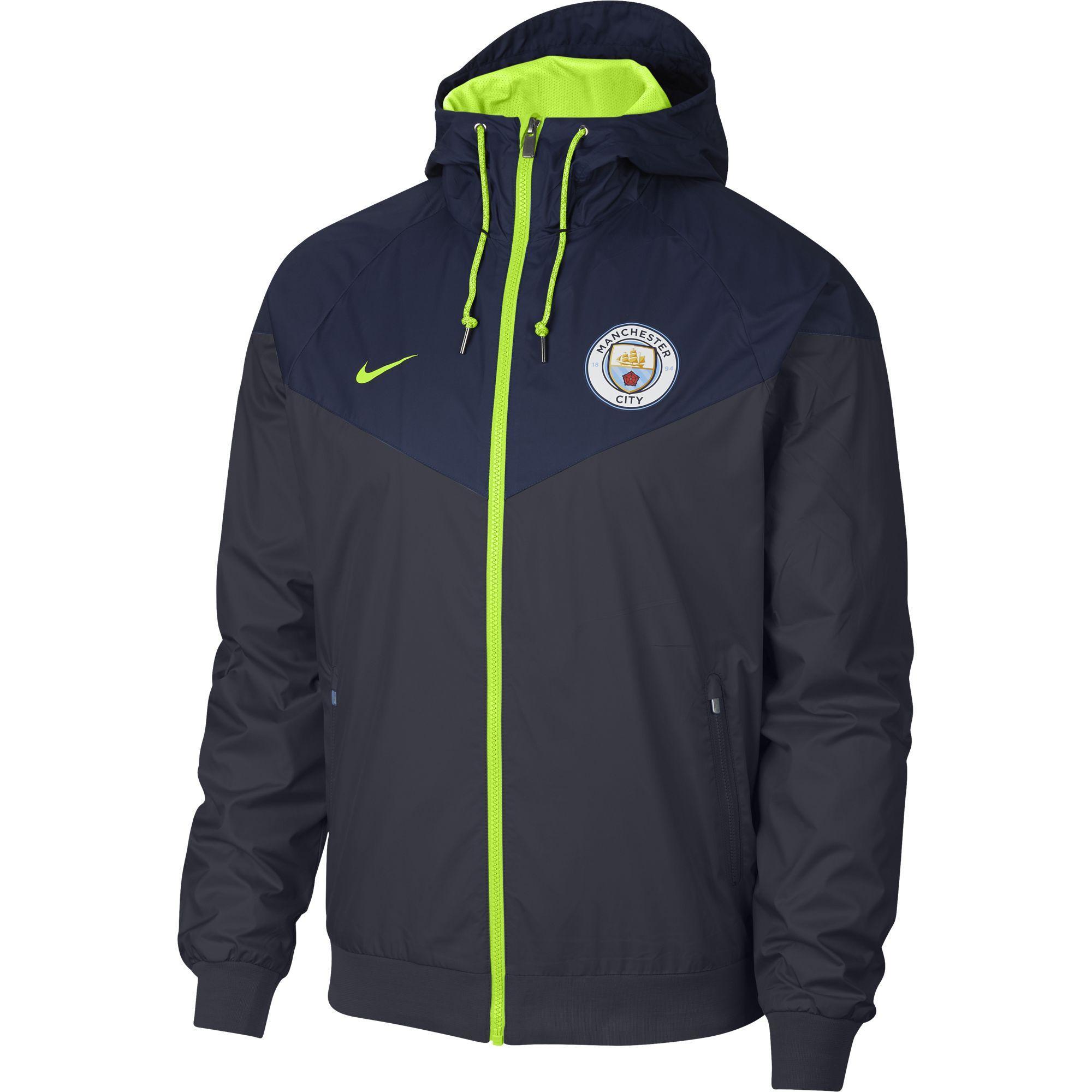 Nike Giacca Tempo Libero Manchester City