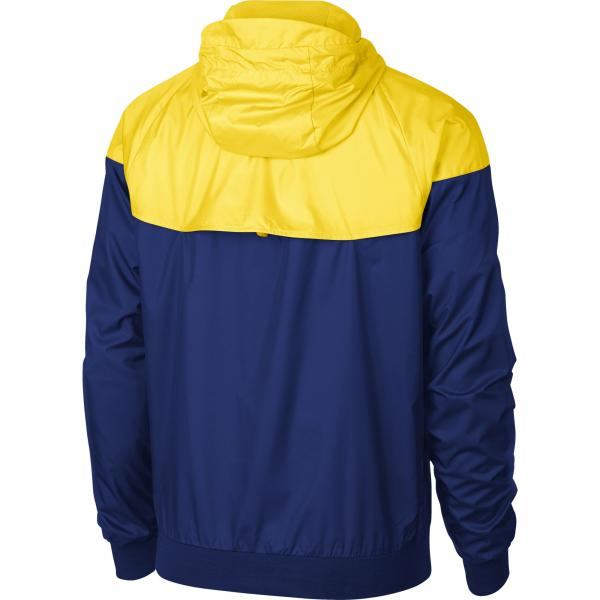 Nike Jacket Lifestyle Chelsea Rush Blue/Tour Yellow/Rush Blue Tifoshop