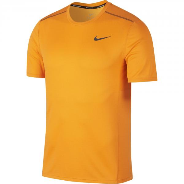 Nike T-shirt Miler AMPFIRE ORANGE/HTR/UNIVERSITY GOLD
