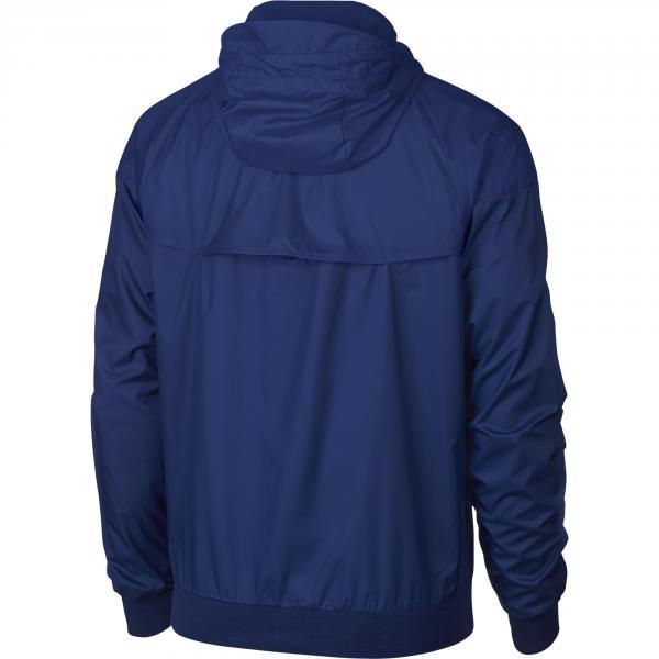 Nike Giacca Tempo Libero Chelsea Blu Bianco Tifoshop