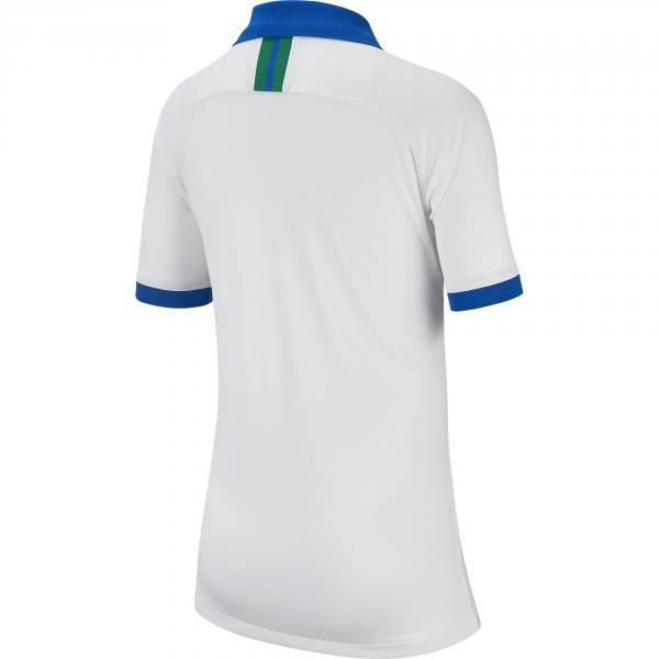 Nike Maglia  Brasile Junior Bianco Tifoshop