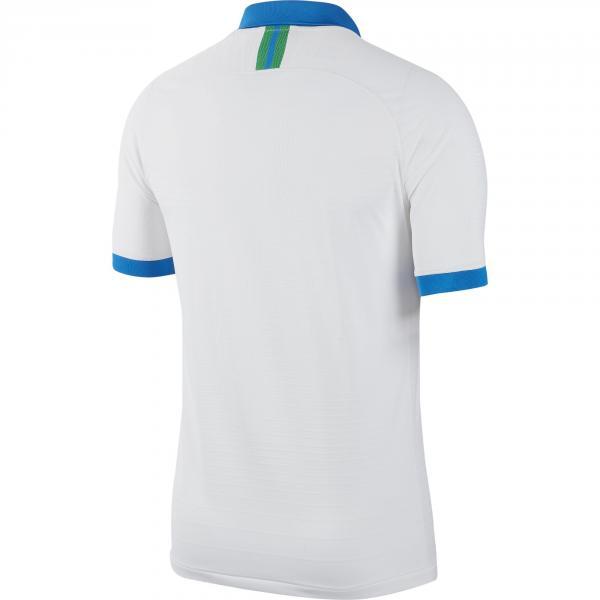 Nike Maglia Gara Authentic Home Brasile   2019 Bianco Tifoshop