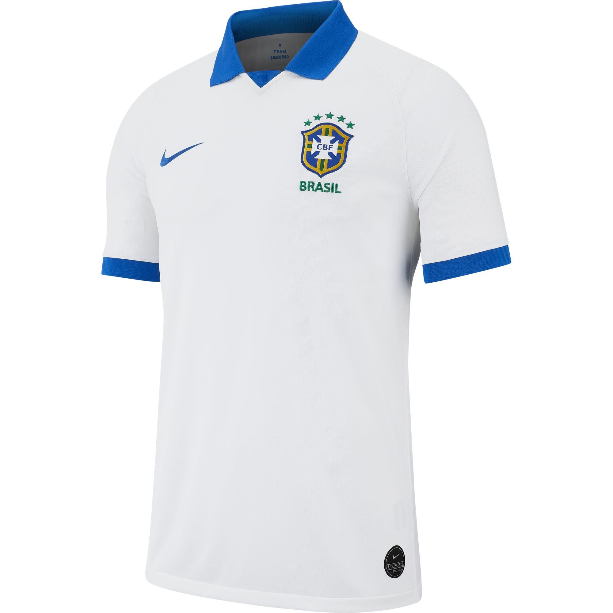 Nike Maglia Home Brasile   2019