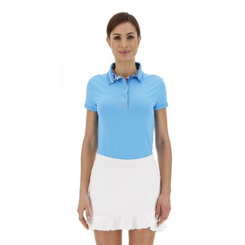 Chervò Polo mujer turquoise Alcuna 63367 544 tg. 42