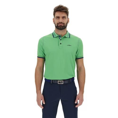 Chervò Polo hombre light green