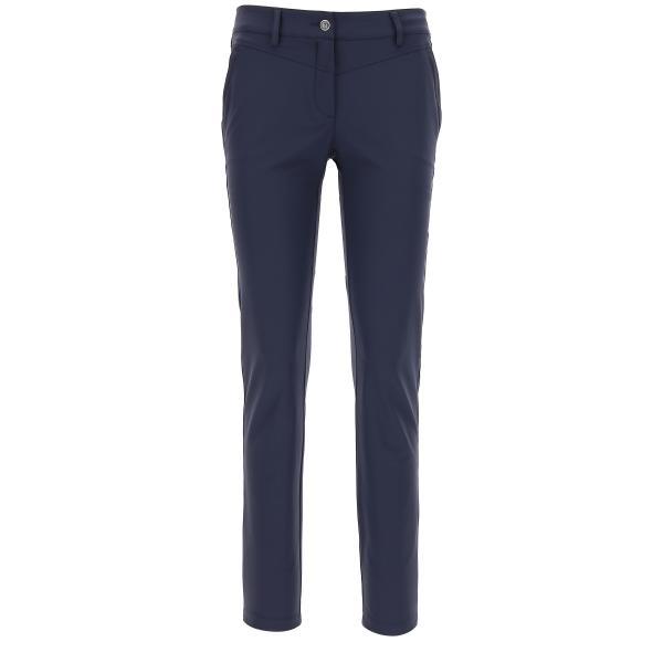 Pantalone Donna SCACCO 63378 BLU Chervò