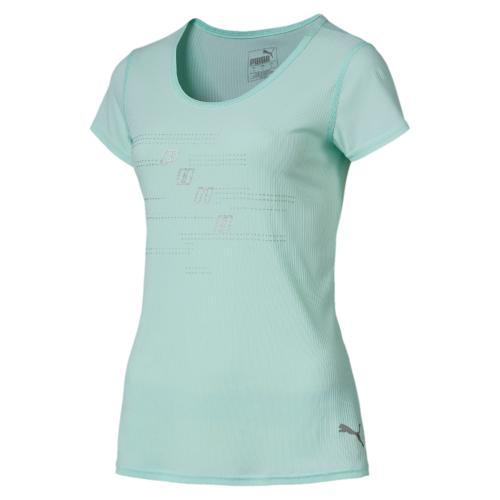 Puma T-shirt Ignite Logo  Damenmode