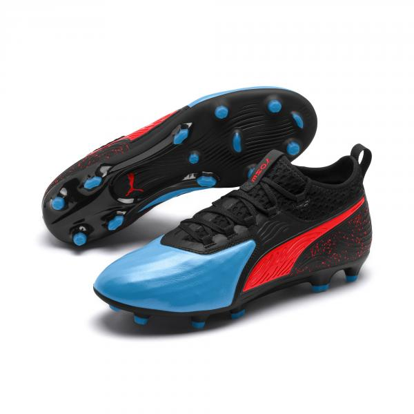 Puma Scarpe Calcio One 19.2 Fg/ag Blu Tifoshop