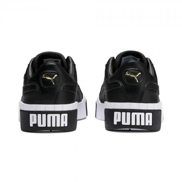 Puma Scarpe Cali  Donna Nero Tifoshop