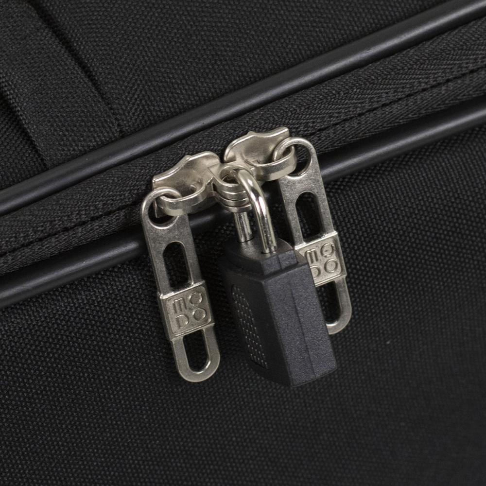 Cabin Luggage  BLACK Modo by Roncato