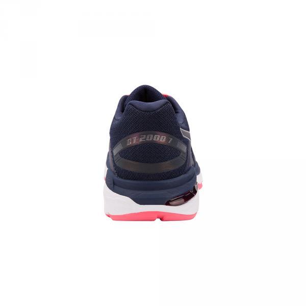Asics Shoes Gt-2000 7  Woman PEACOAT/SILVER Tifoshop