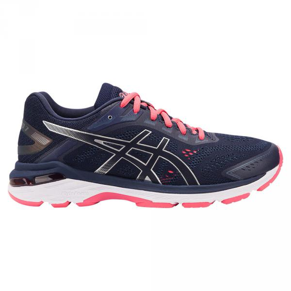 Asics Shoes Gt-2000 7  Woman PEACOAT/SILVER